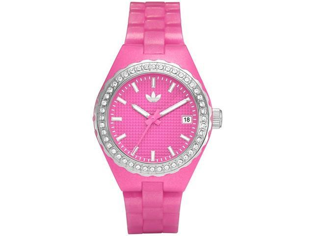 Adidas Midsize Cambridge Pink Glitz Ladies Watch ADH2106