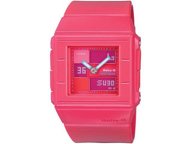 Casio BGA200-4E Baby-G Ladie's Watch - Pink