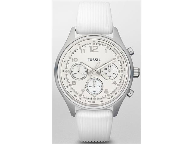 Fossil Flight Silicone White   Ladies Watch CH2770