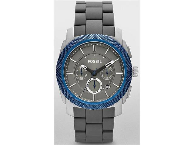 Fossil Casual Grey Dial Men's Watch #FS4659