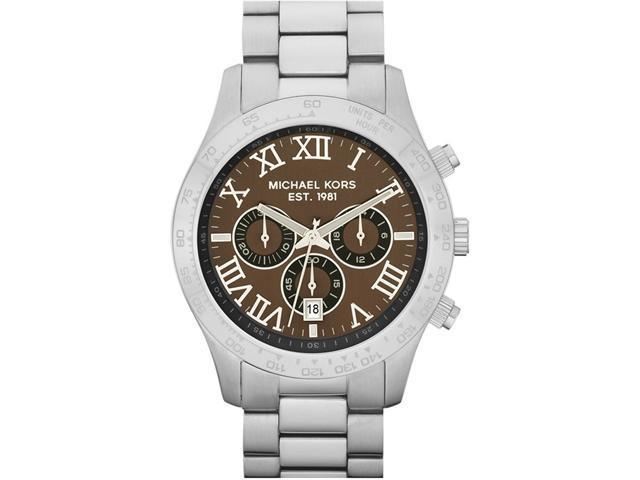 Michael Kors Chronograph Layton Mens Watch MK8213