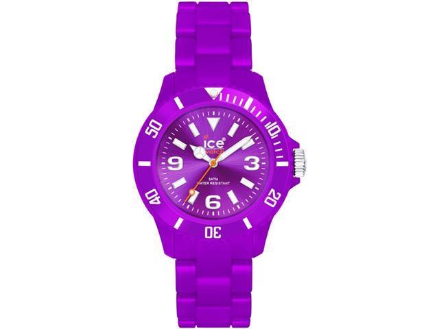 Ice-Watch Ice-Classic Solid Big Purple Mens Watch CSPEBP10