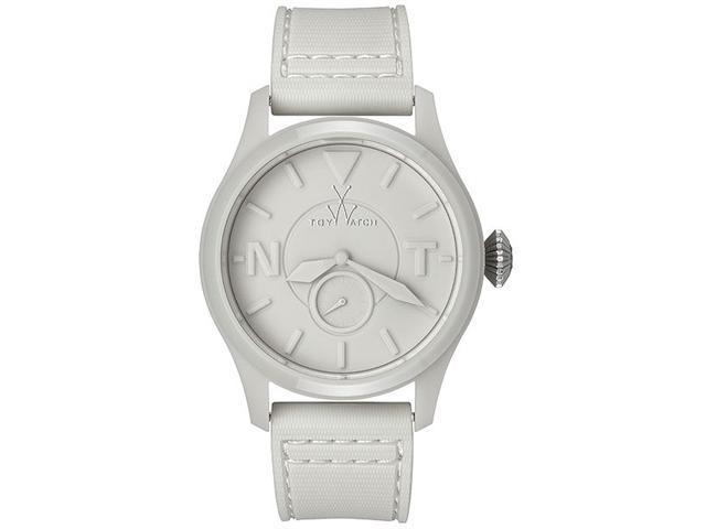 ToyWatch Toy2Fly Monochrome   White Mens Watch TTF08WH