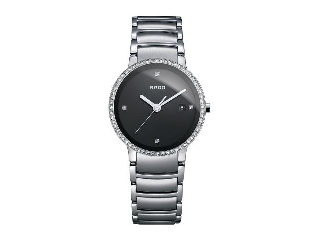 Rado Centrix Jubile Diamond Stainless Steel Ladies Watch R30933713