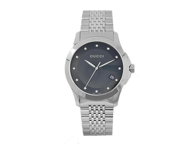 Gucci Timeless Mens Watch YA126405
