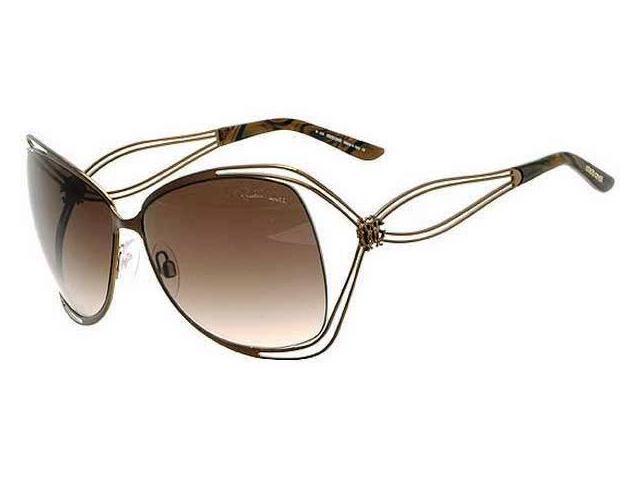 Roberto Cavalli Brown Ladies Sunglasses RC526S-48F