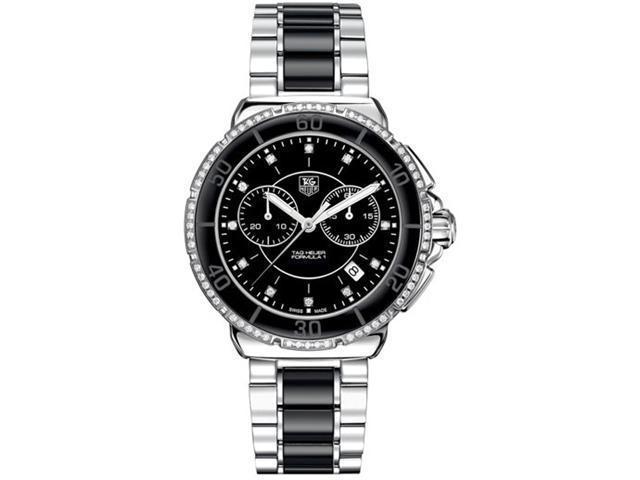 Tag Heuer Formula 1 Ceramic Ladies Watch CAH1212BA0862