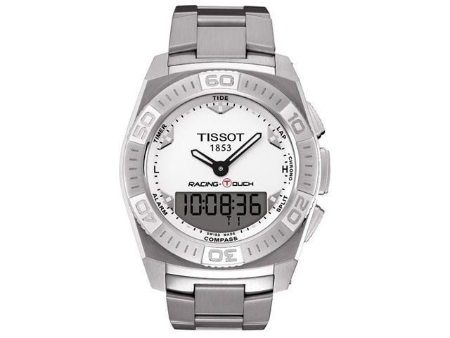 Tissot Racing Touch Chronograph Mens Watch T0025201103100