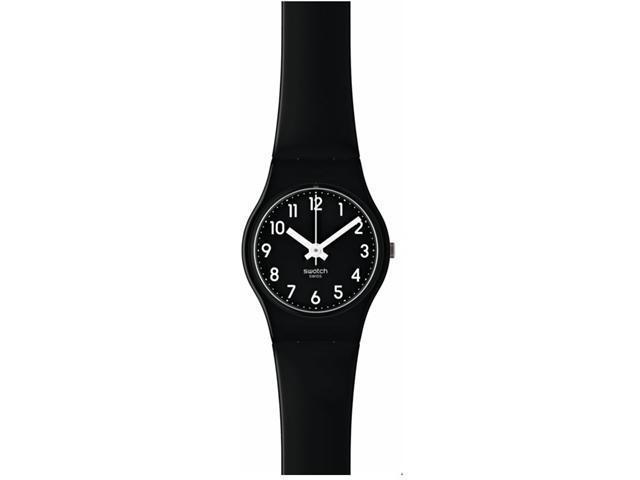 Swatch Lady Black Ladies Watch LB170