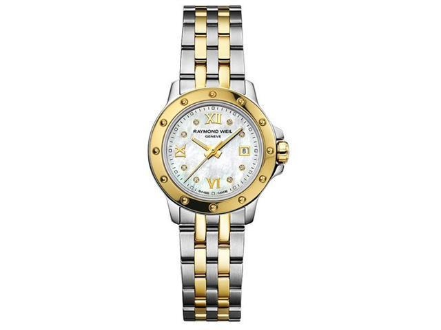 Raymond Weil Tango Diamond Dial Ladies Watch 5399-STP-00995