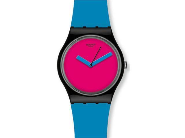 Swatch Cobalt N Pink Ladies Watch GB269