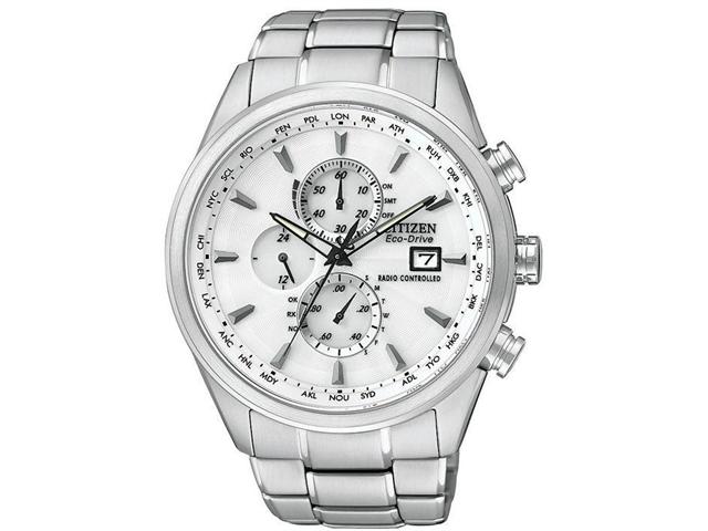Citizen Mens World Chronograph A T AT8010 58B Watch