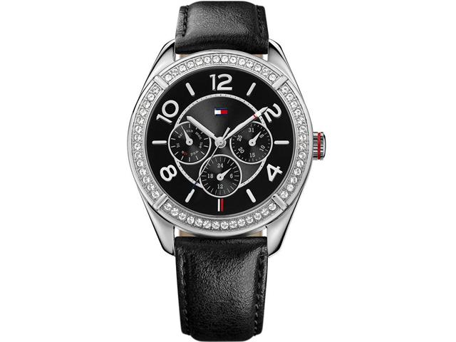 Tommy Hilfiger Leather Ladies Watch 1781248