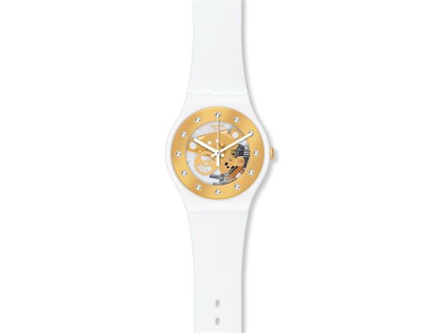 Swatch Sunray Glam Unisex Watch SUOZ148