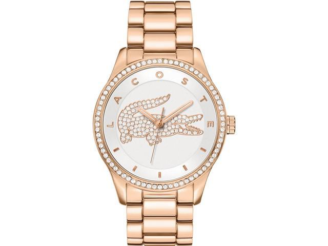 Lacoste Victoria Rose Gold Ion Ladies Watch 2000828