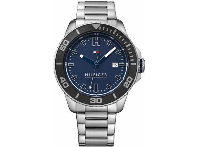 Tommy Hilfiger Wade Stainless Steel Mens Watch 1791267