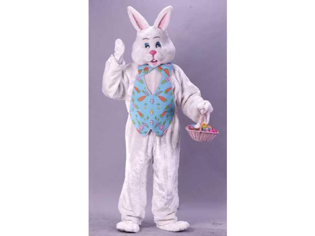 Easter Bunny Deluxe Mascot Costume