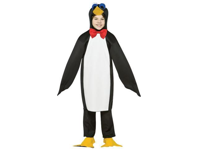 Kid's Lightweight Penguin Costume