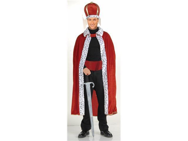 Adult Red King Set