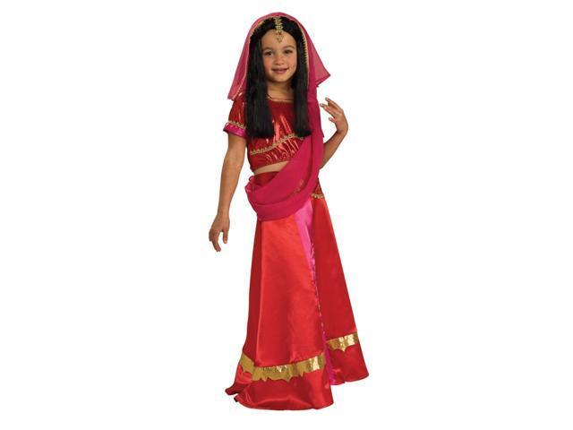 Child Bollywood Princess Rubies 883985