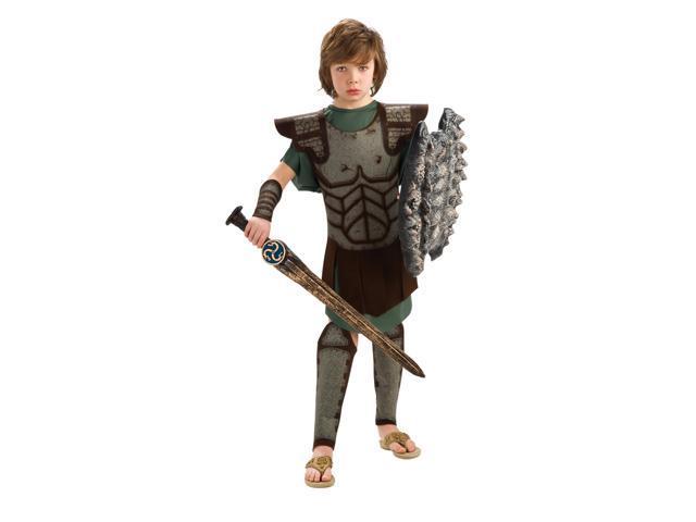 Clash Of The Titans Perseus Child Costume Large