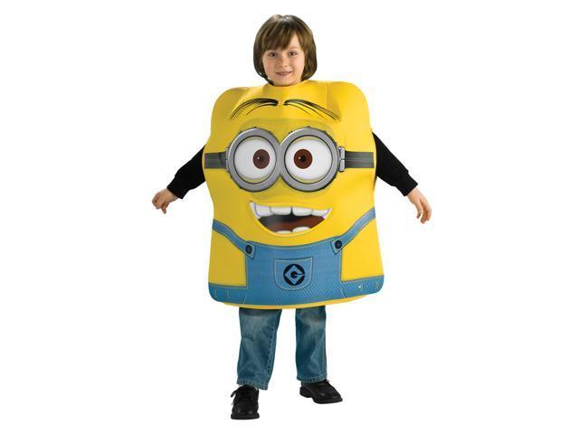 Despicable Me Minion Dave Costume Child Toddler 2T-4T