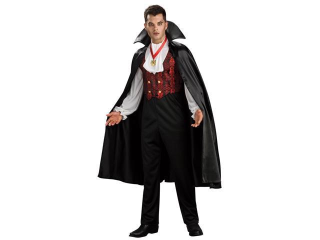 Transylvanian Vampire Dracula Costumes Adult Standard