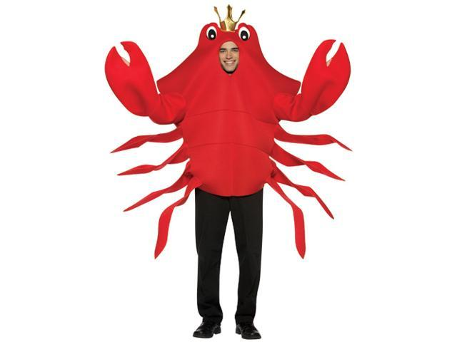 King Crab Costume Adult Standard