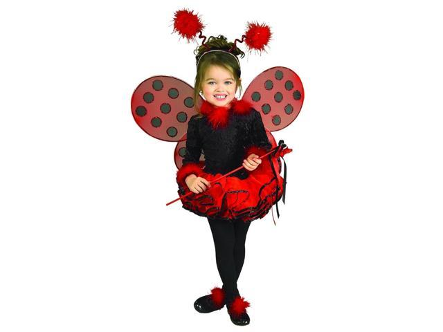 Toddler's Lady Bug Cutie Costume