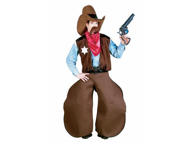 Men's Ole Cow Hand Costume