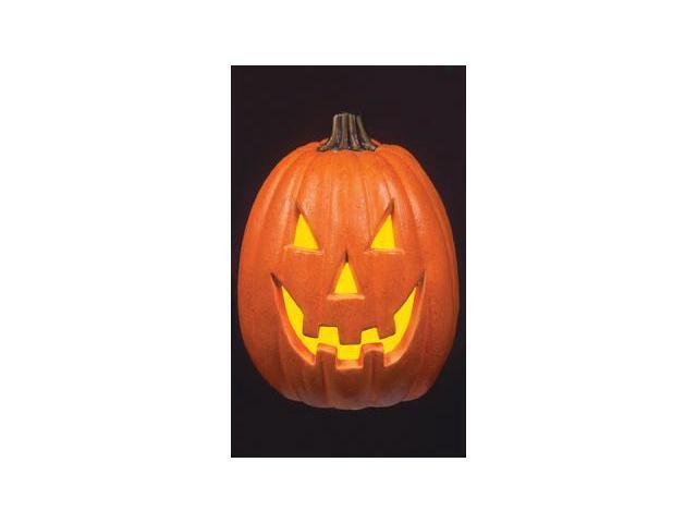 Happy Jack Pumpkin Full Size Halloween Window Sticker