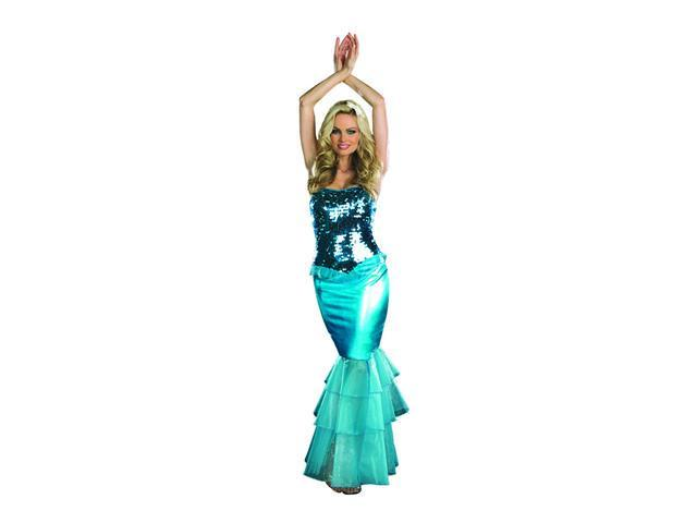 Women's Sexy Sea Diva Mermaid Costume