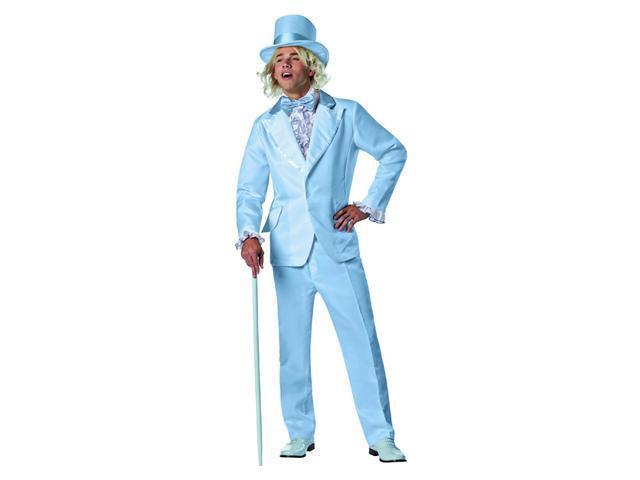 Dumb and Dumber Blue Tuxedo Harry Costume for Men