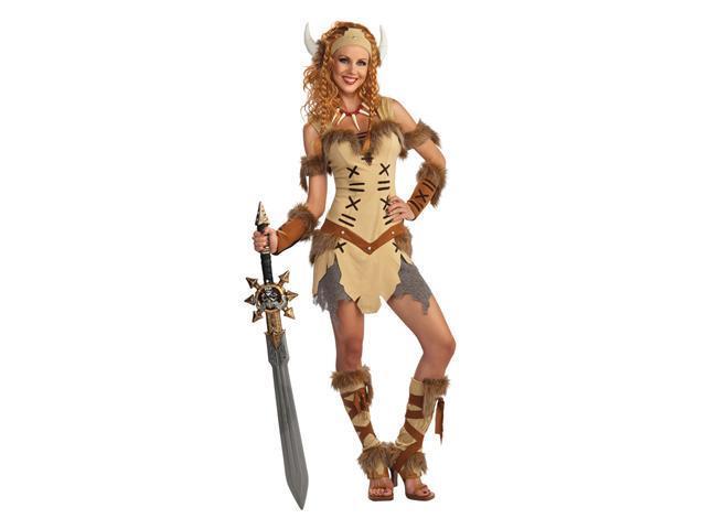 Adult Viking Princess Costume Rubies 880266