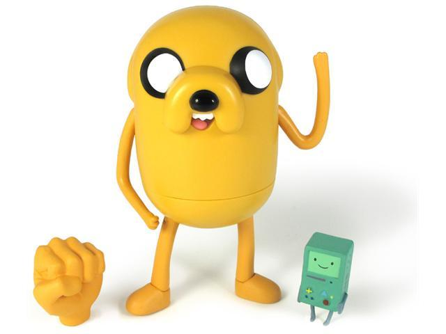 """Adventure Time With Finn & Jake 5"""" Action Figure: Stretchy Jake"""