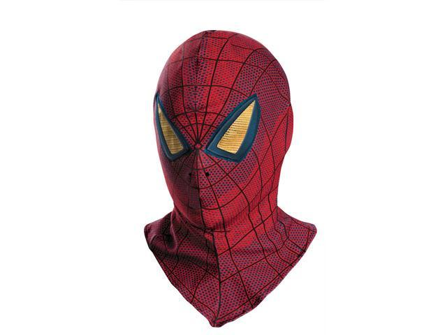 Amazing Spider-Man Fabric Costume Mask Adult