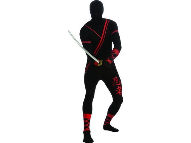 Adult Second Skin Ninja Costume Rubies 880562