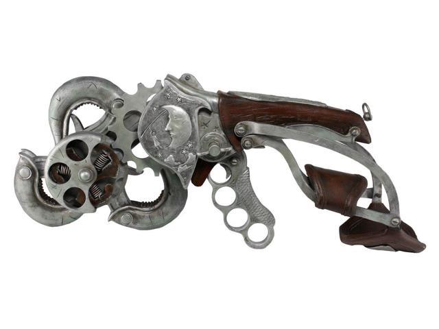 Bioshock Infinite Motorized Sky-Hook Prop Replica