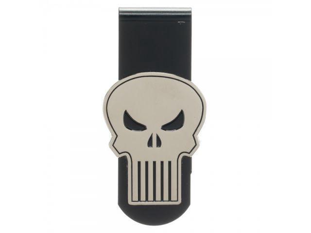 Punisher Marvel Money Clip Accessory