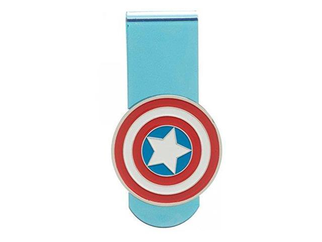 Captain America Marvel Money Clip Accessory