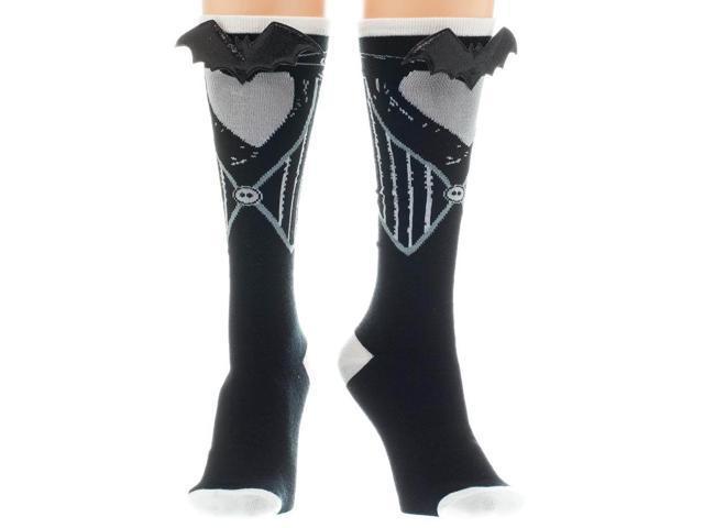 Nightmare Before Christmas Jack's Suit Juniors Sock