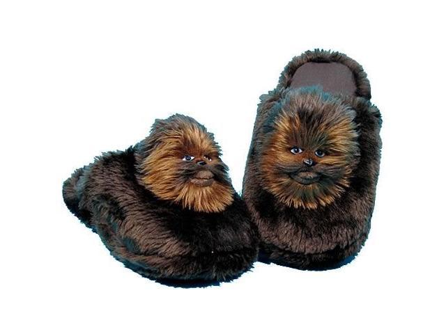 Star Wars Slippers Chewbacca Large 9.5/10