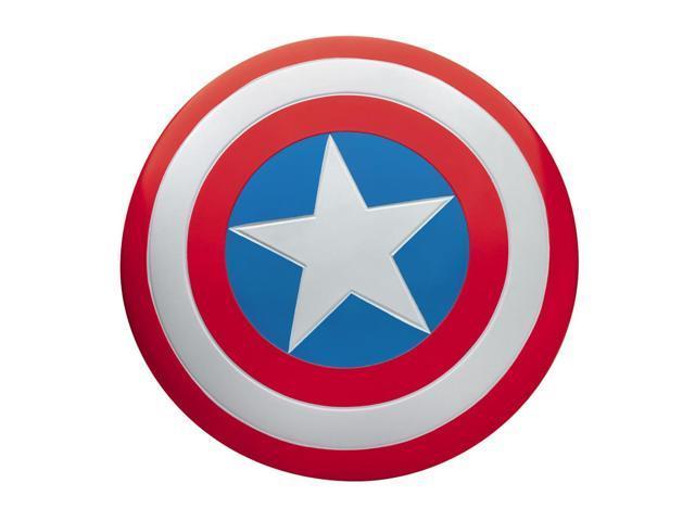 Captain America Superhero Deluxe Metal Shield