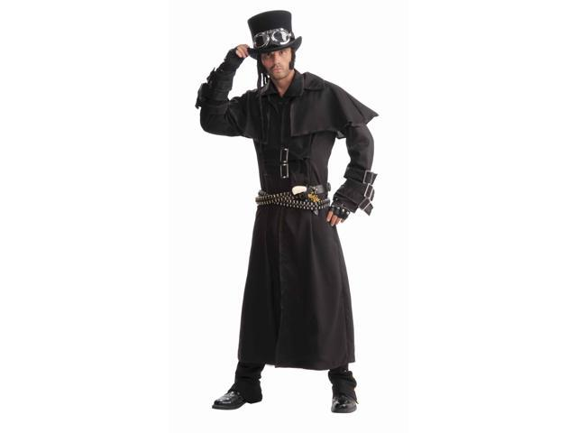 Steampunk Costume Duster Coat Adult