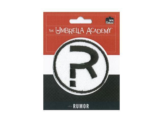Umbrella Academy Patch - Rumors Emblem
