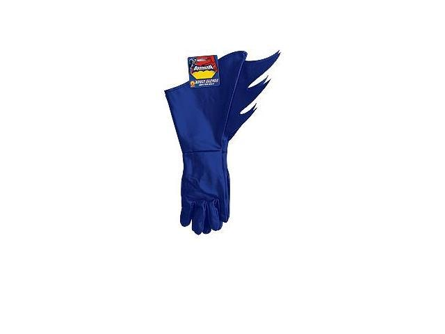 Batman Brave And Bold Batman Adult Costume Gloves