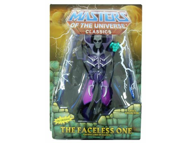 He-Man Masters Of The Universe Classics Action Figure The Faceless One Case O...