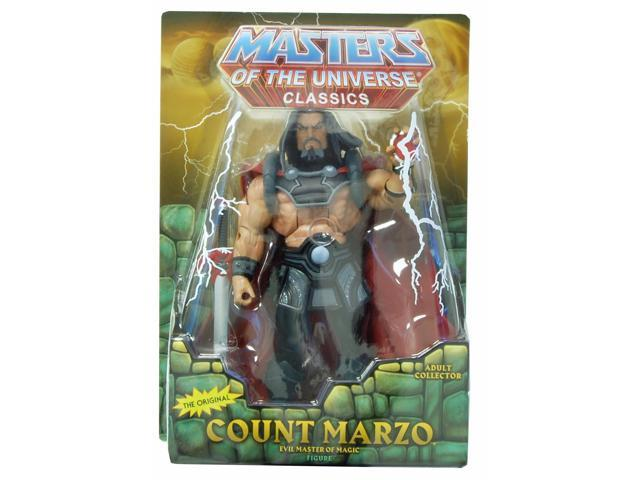 HeMan Masters of the Universe Classics Exclusive Action Figure Count Marzo