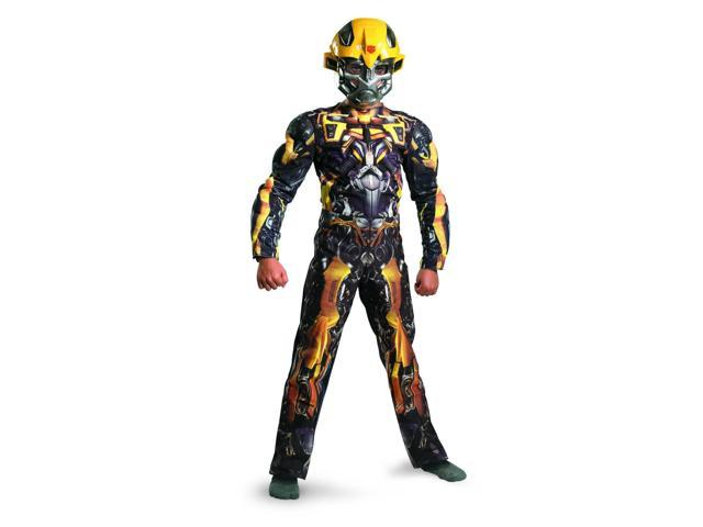 Transformers Bumblebee Classic Muscle Costume Child