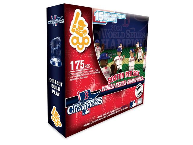 Collector Series MLB OYO Minifigure World Series Game Time Set